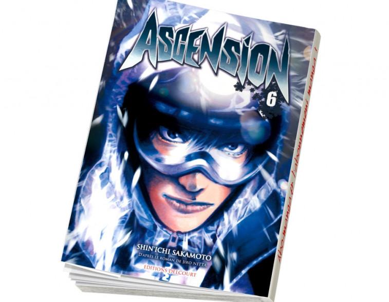 Abonnement Ascension tome 6