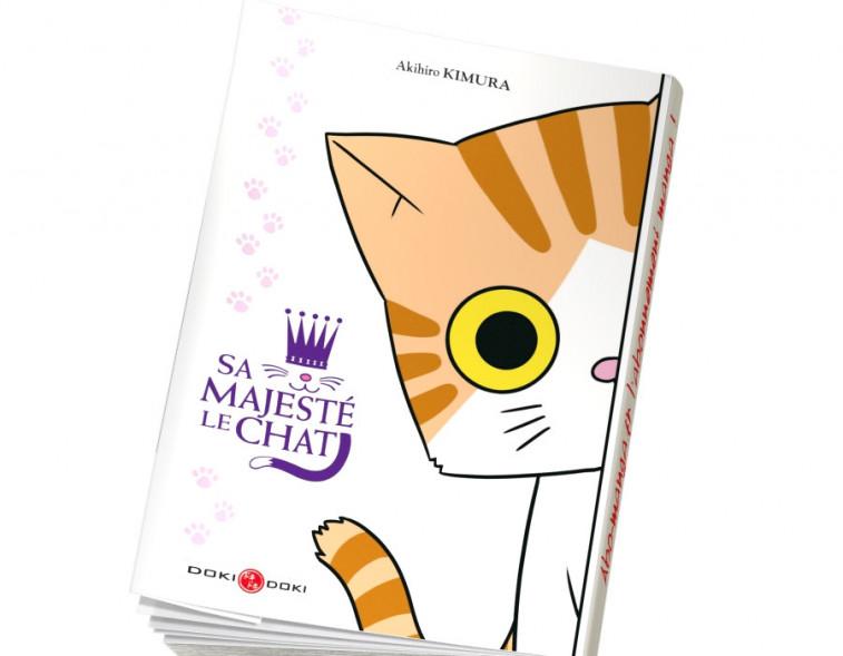 Abonnement Sa majesté le chat