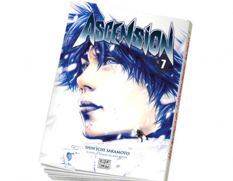Abonnement Ascension tome 7