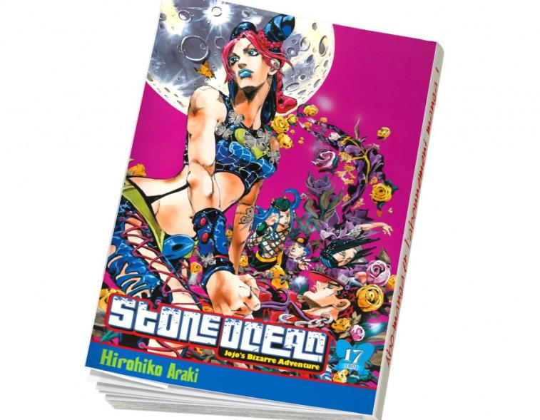Abonnement Jojo's - Stone ocean tome 17