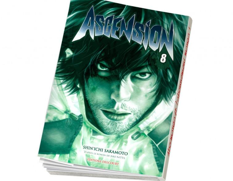 Abonnement Ascension tome 8