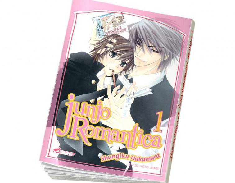 Abonnement Junjo Romantica tome 1
