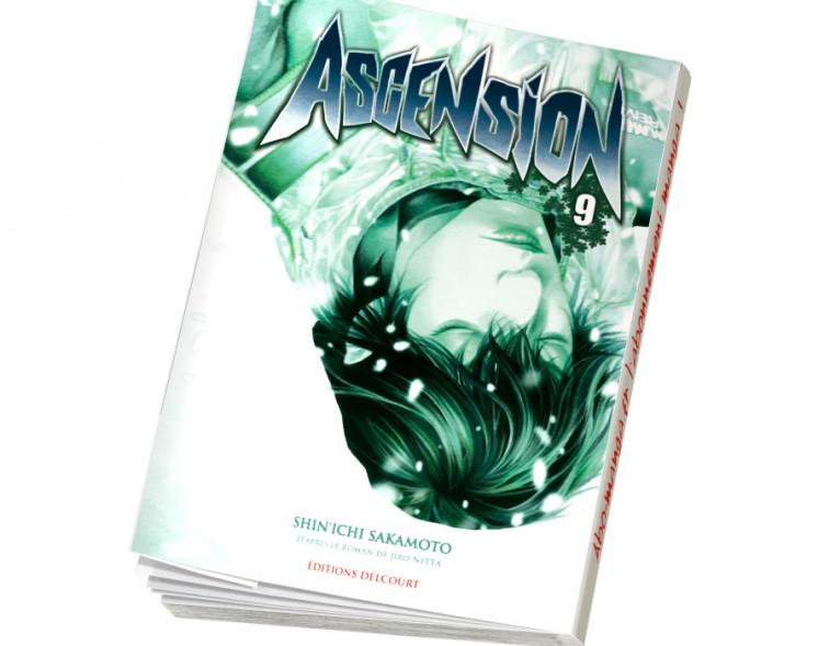 Abonnement Ascension tome 9