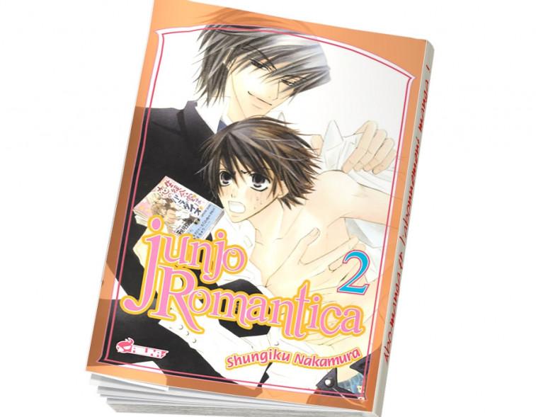 Abonnement Junjo Romantica tome 2
