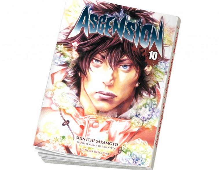 Abonnement Ascension tome 10