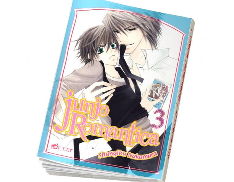 Abonnement Junjo Romantica tome 3