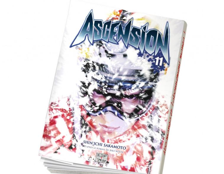 Abonnement Ascension tome 11