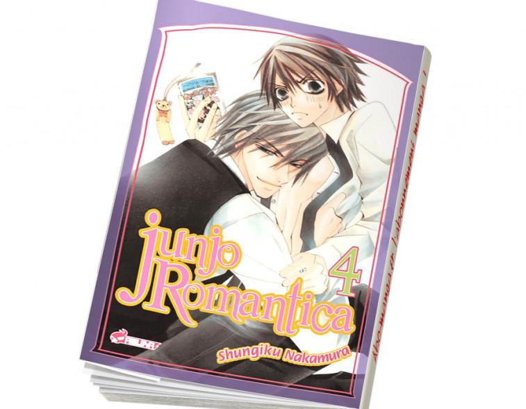 Abonnement Junjo Romantica tome 4