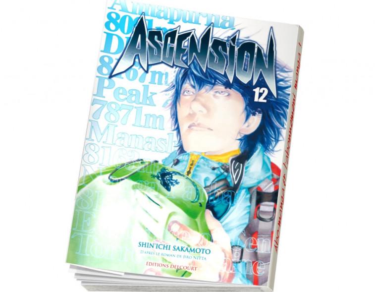 Abonnement Ascension tome 12