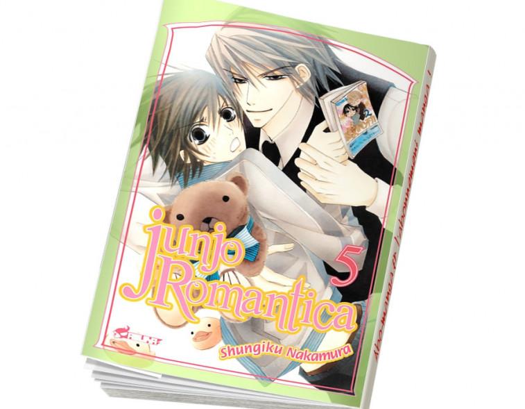 Abonnement Junjo Romantica tome 5
