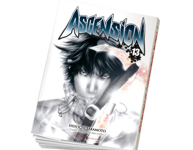 Abonnement Ascension tome 13