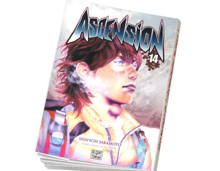 Abonnement Ascension tome 14