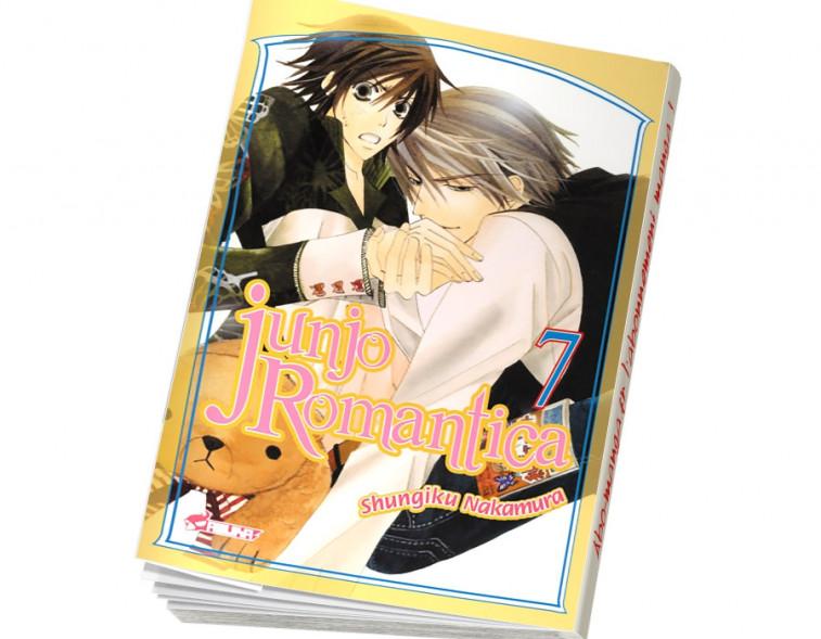 Abonnement Junjo Romantica tome 7