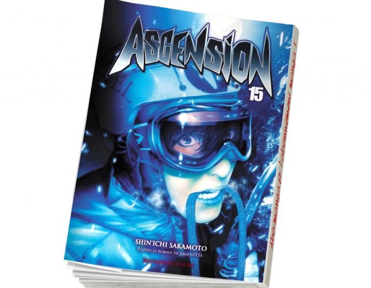 Abonnement Ascension tome 15