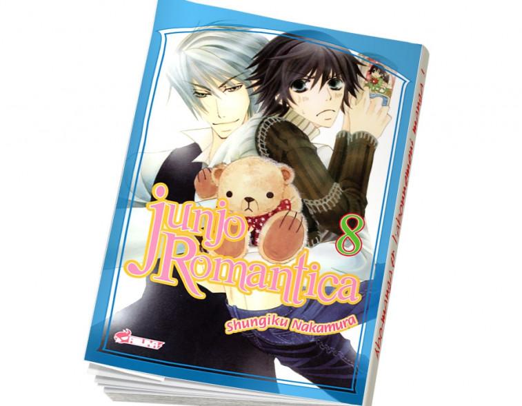 Abonnement Junjo Romantica tome 8