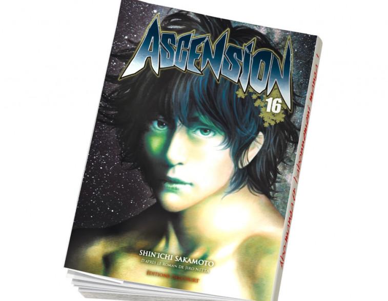 Abonnement Ascension tome 16
