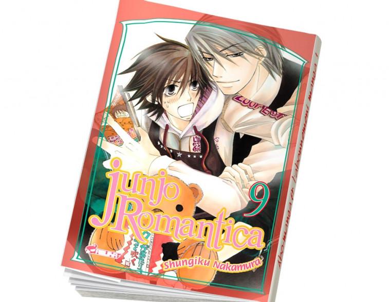 Abonnement Junjo Romantica tome 9