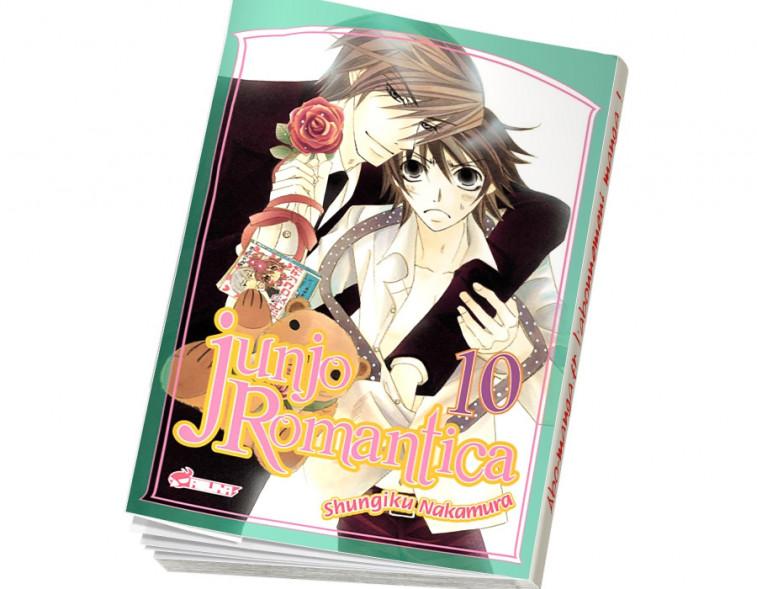 Abonnement Junjo Romantica tome 10
