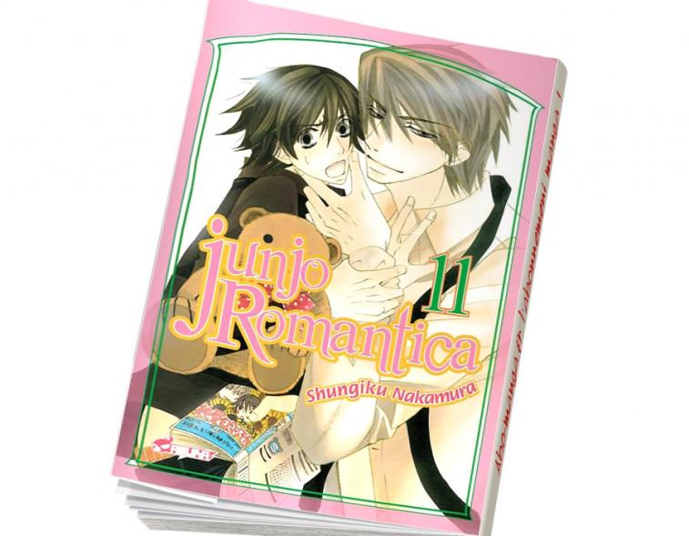 Abonnement Junjo Romantica tome 11