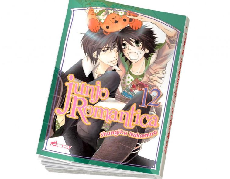 Abonnement Junjo Romantica tome 12
