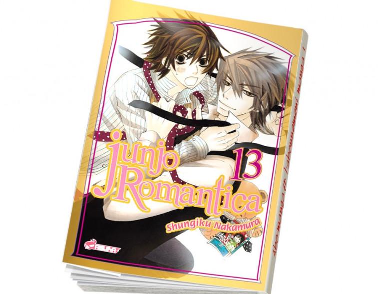 Abonnement Junjo Romantica tome 13