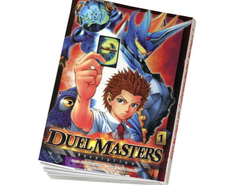 Abonnement Duel Masters Revolution tome 1