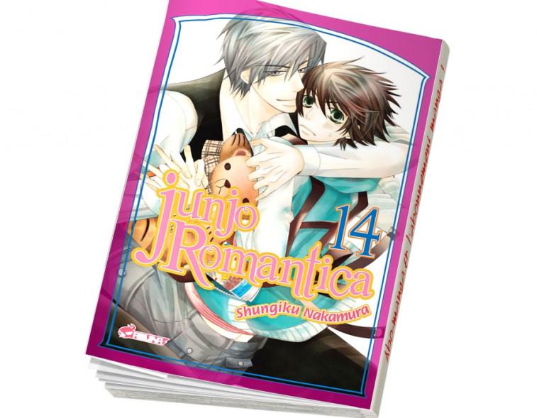 Abonnement Junjo Romantica tome 14