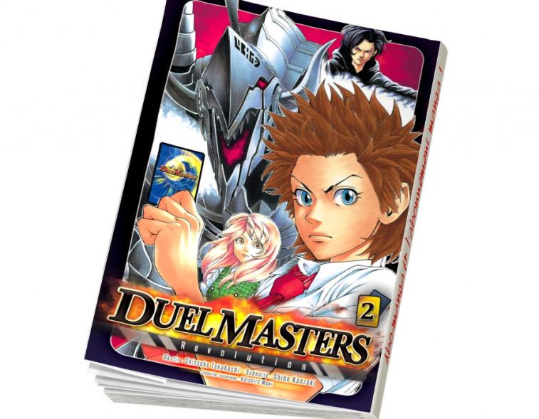 Abonnement Duel Masters Revolution tome 2