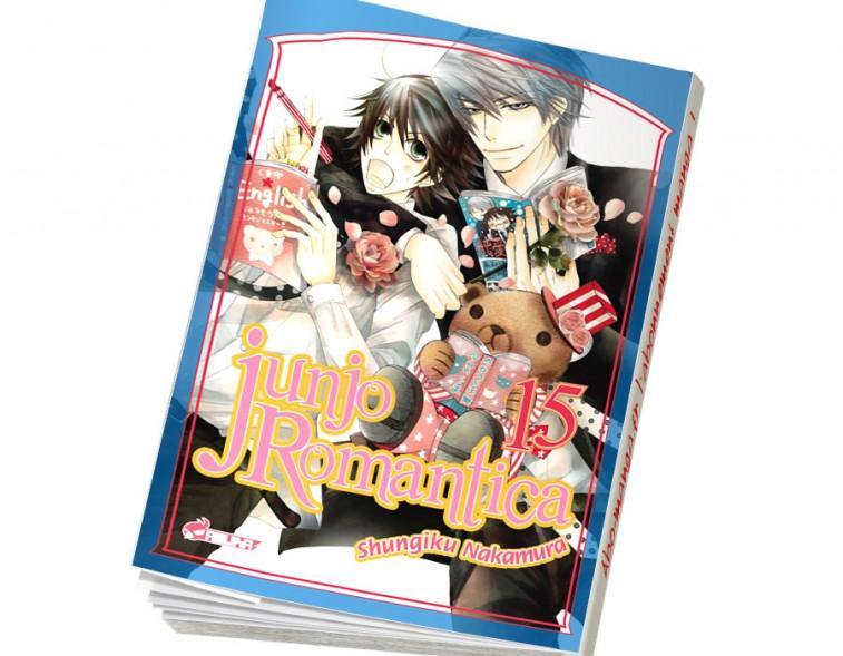 Abonnement Junjo Romantica tome 15