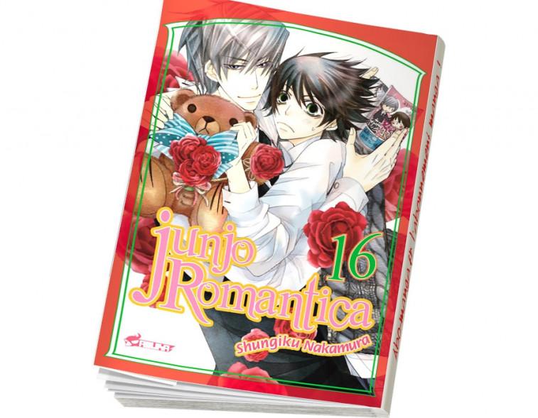 Abonnement Junjo Romantica tome 16