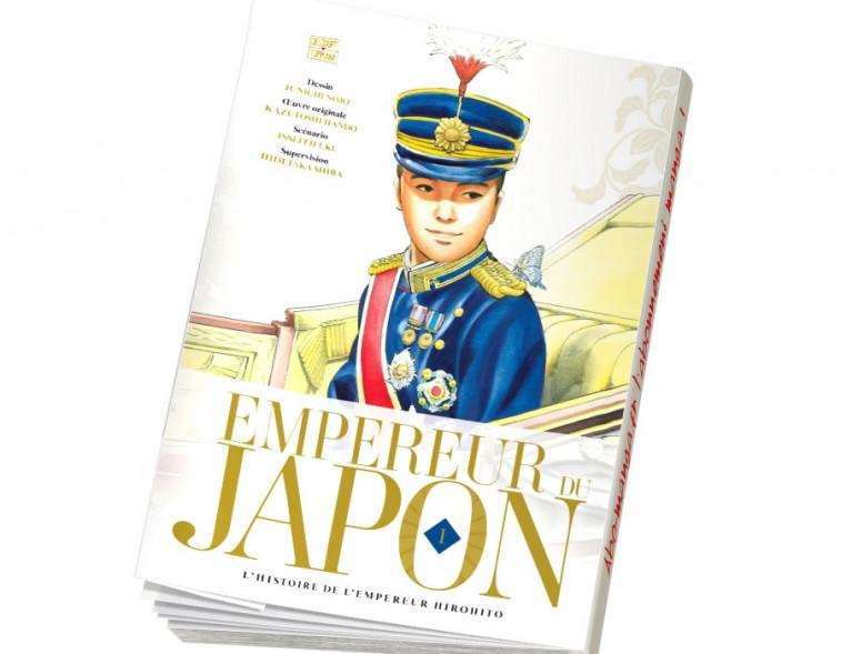 Abonnement Empereur du Japon tome 1