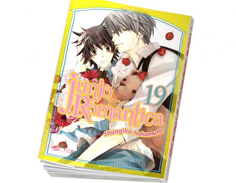 Abonnement Junjo Romantica tome 19