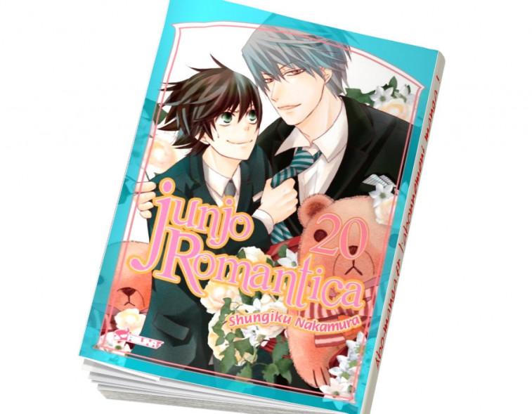 Abonnement Junjo Romantica tome 20