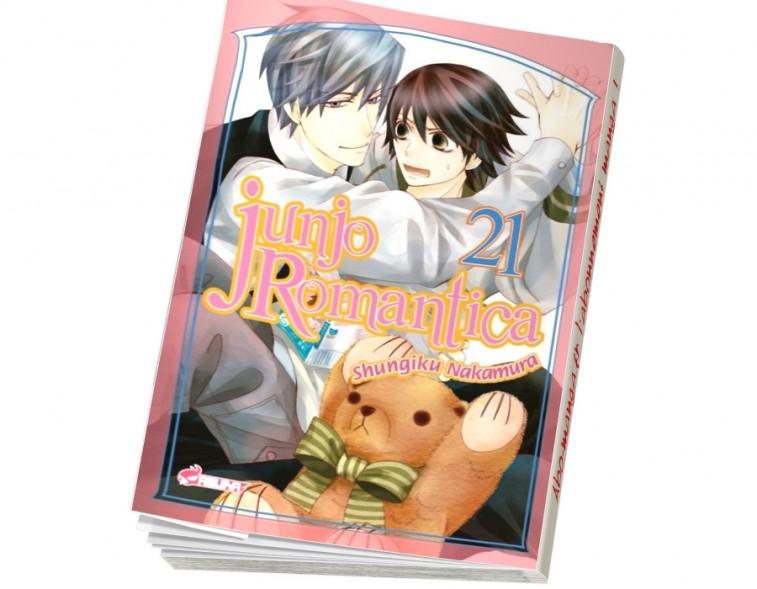 Abonnement Junjo Romantica tome 21