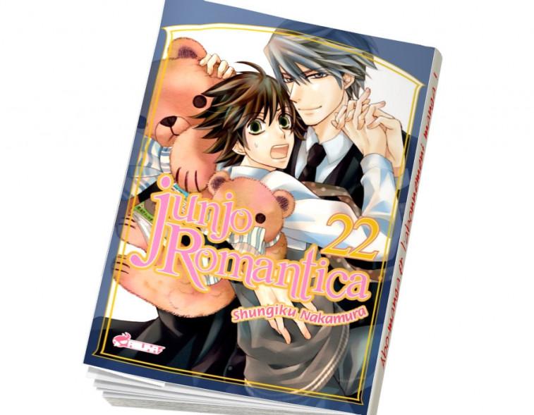 Abonnement Junjo Romantica tome 22