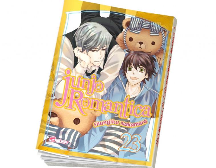 Abonnement Junjo Romantica tome 23