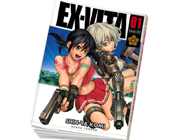 Abonnement Ex-Vita tome 1