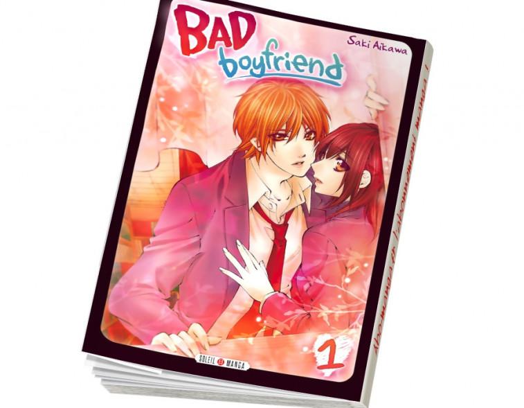 Abonnement Bad Boyfriend tome 1