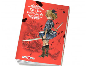 Fairy Tale Battle Royale
