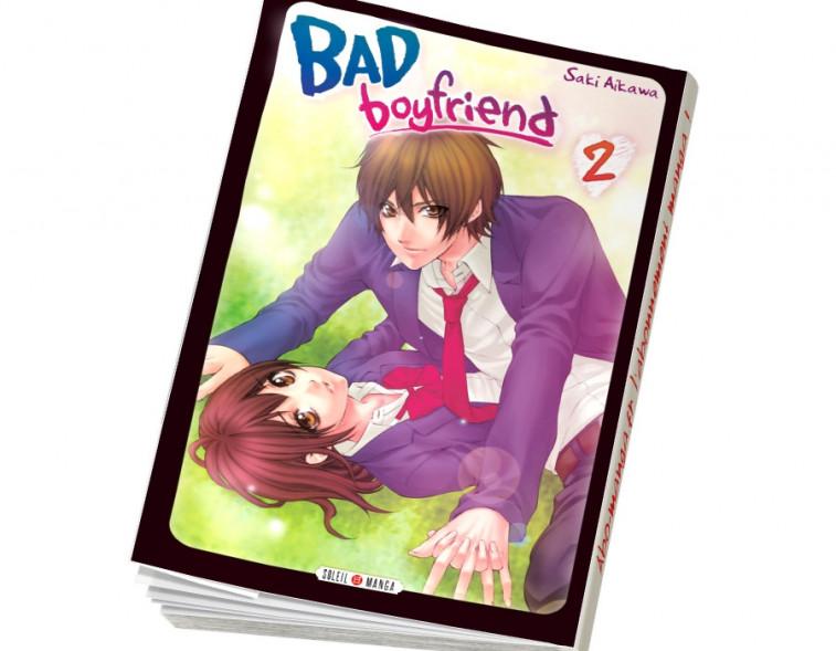 Abonnement Bad Boyfriend tome 2