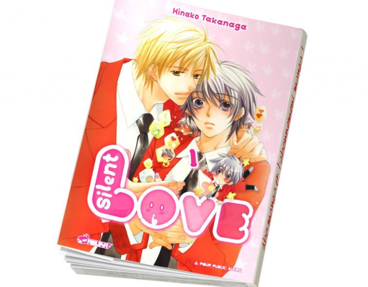 Abonnement Silent Love tome 1