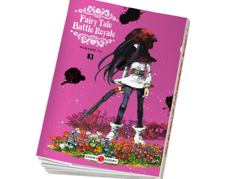 Abonnement Fairy Tale Battle Royale tome 3