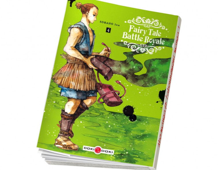 Abonnement Fairy Tale Battle Royale tome 4