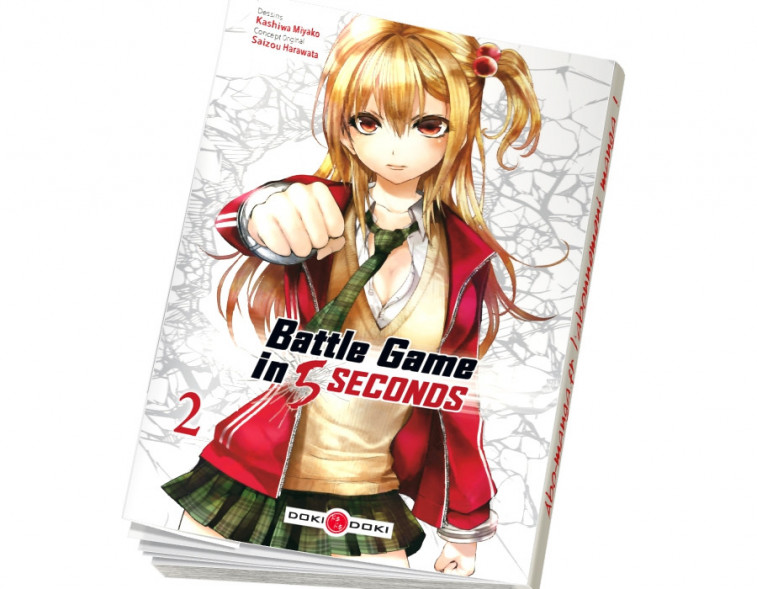 Abonnement Battle Game in 5 Seconds tome 2
