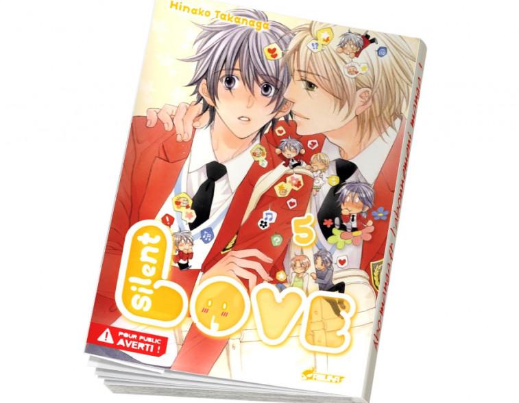 Abonnement Silent Love tome 5