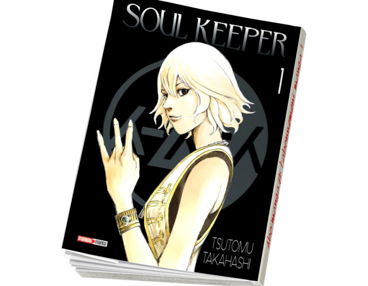 Abonnement Soul Keeper tome 1