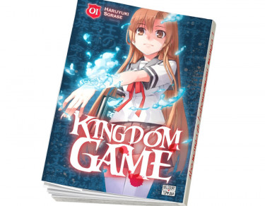 Kingdom Game Kingdom Game T01