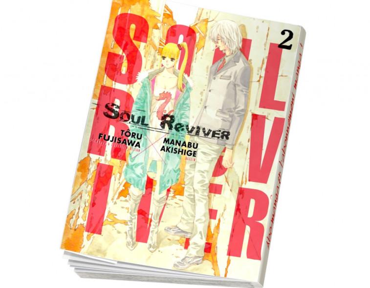 Abonnement Soul Reviver tome 2