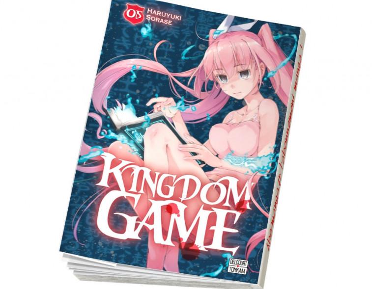 Abonnement Kingdom Game tome 5