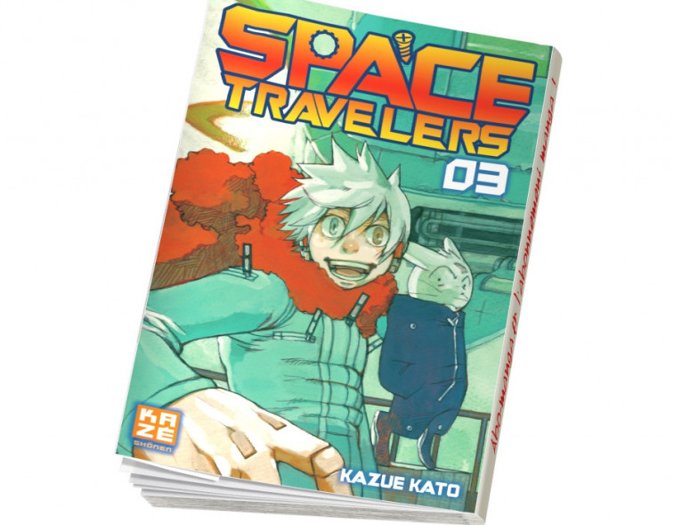 Abonnement Space Travelers tome 3